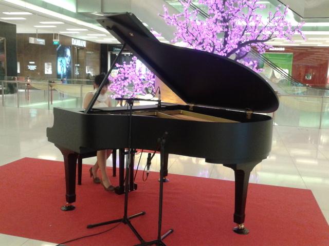 Piano Rental Singapore